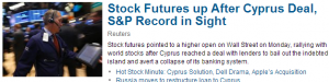 Reuters Headline