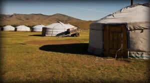 Mongolian Tents