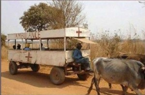 Third World Ambulance
