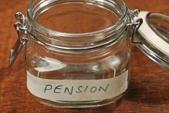 Pension Fund Cookie Jar