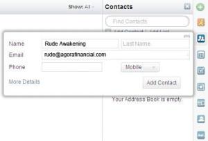 AOL Whitelist (RUDE)