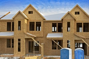 U.S. Homebuilders Brush Off the Snow