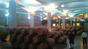 Wine Barrels Stobi