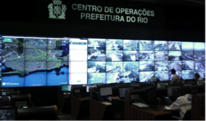 Rio de Janeiro's Center of Operations