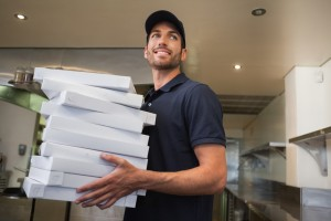 Where You Can Make $56,000 a Year Delivering Pizzas