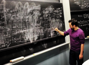 ProtonMail Co-Founder Jason Stockman Giving an Informal Lecture at MIT