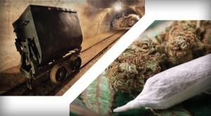 Minerals vs. Marijuana