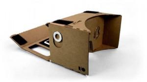Google VR Cardboard Glasses