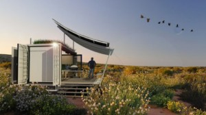 The Dwell Shipping Container Home