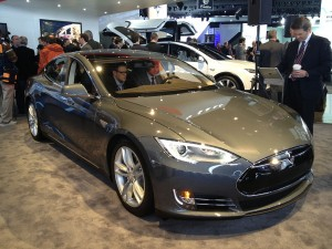 tesla and car industry