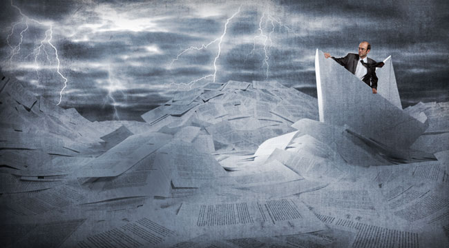 The Perfect Storm for an Epic Economic Meltdown