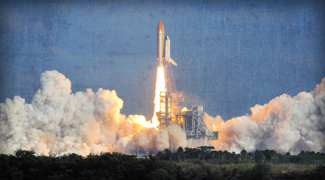 The Great Space Race - The Daily Reckoning