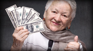Older People Aren't as Costly as Once Thought