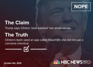 Factcheck NBC