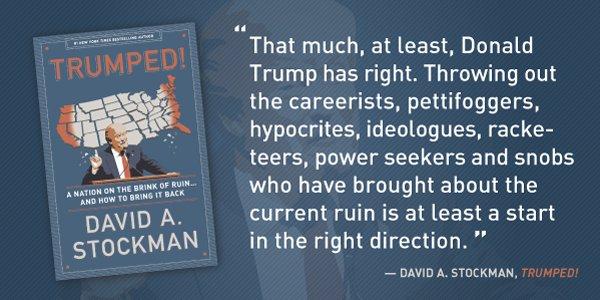 David Stockman Trumped!