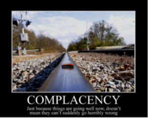 complacency