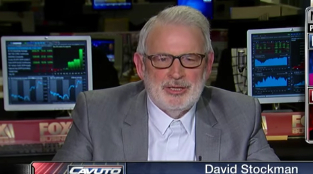 David Stockman Fox Business Trump Elected