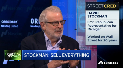 david stockman sell everything