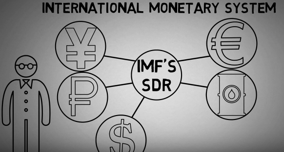 IMF SDR World Money