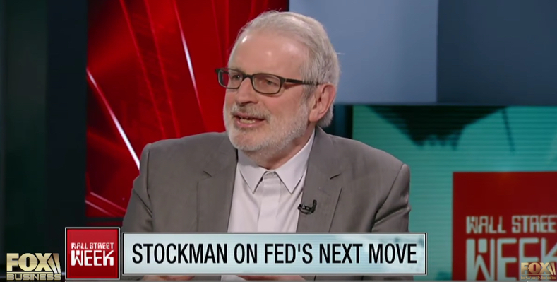 David Stockman Federal Reserve Trump
