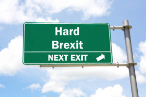 Hard Brexit UK