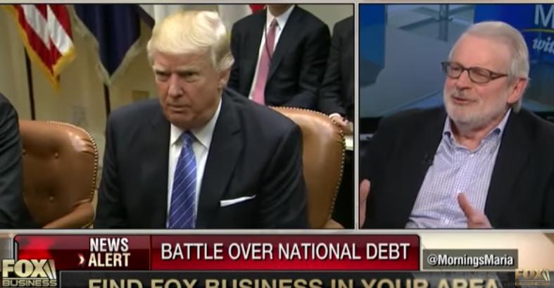 David Stockman Debt Showdown