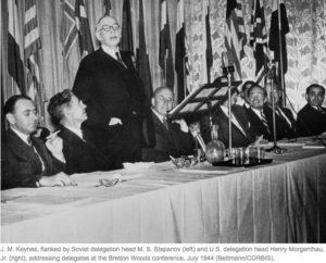 Battle of Bretton Woods