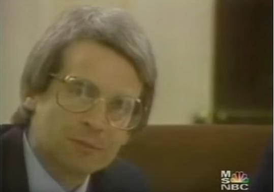 David Stockman MSNBC