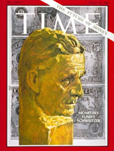 Pierre-Paul Schweitzer Time Magazine
