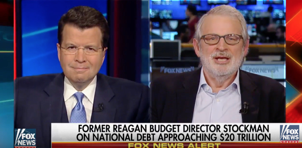 David Stockman FNC Cavuto Debt Crisis Countdown