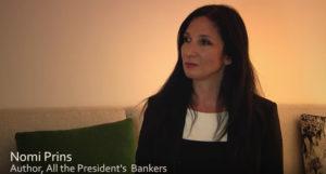 Nomi Prins Financial Crisis