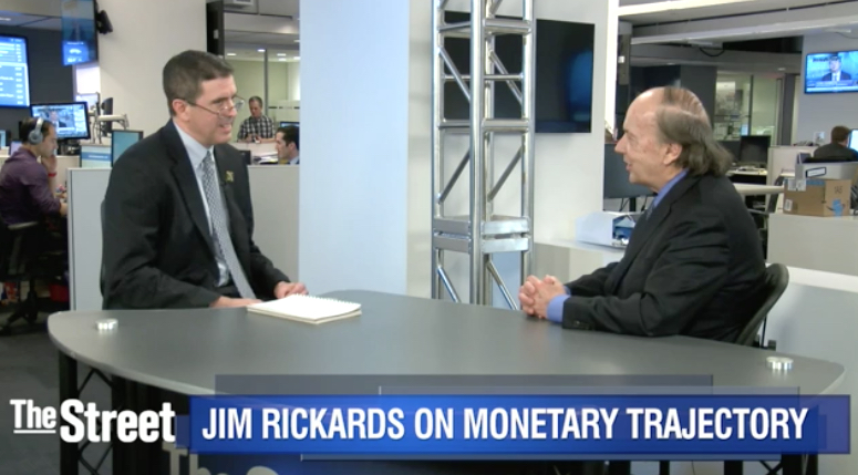 Jim Rickards The Fed 2