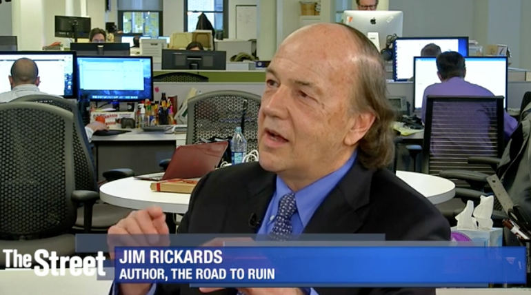 Jim Rickards The Fed