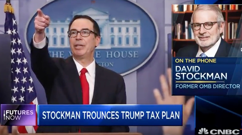 David Stockman Fiscal Calamity