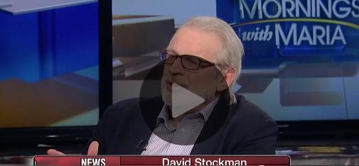 David Stockman Trump Tax Congress