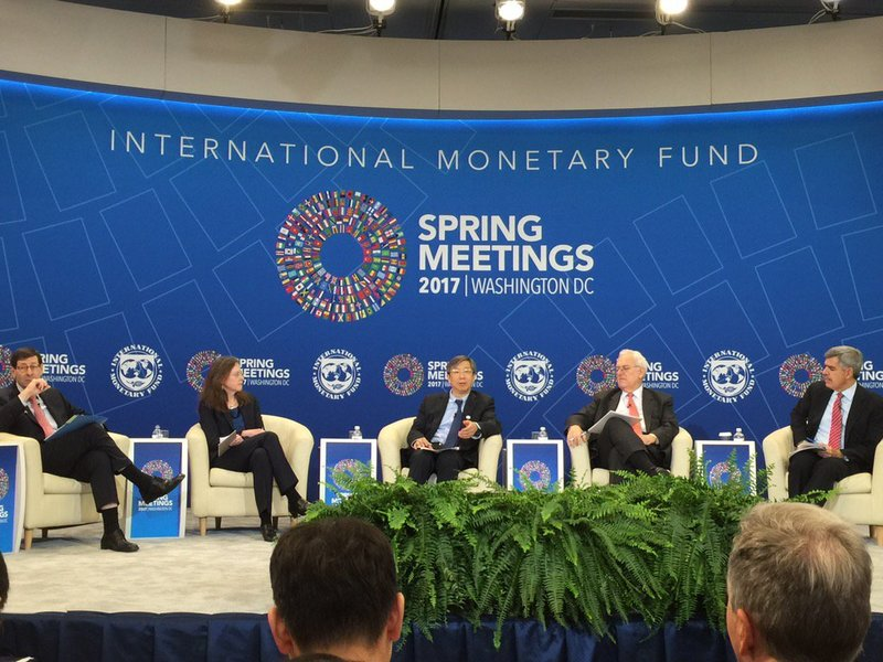 World Money: Five Hidden Signals From The IMF