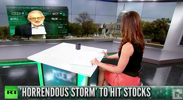 Stockman Warns: 'Huge Air Pocket Between Wall Street Fantasy & Economic Reality'