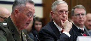Defense Budget Joint Chairman