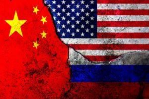 hegemony and geopolitics