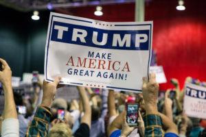 Trump sign