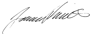 Rickards Signature