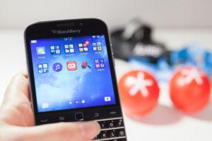 Blackberry Bites Back