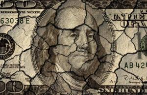 cracking dollar