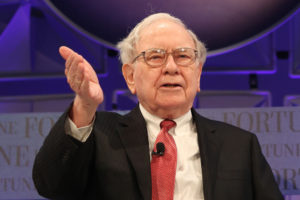 Buffett's Indicator Is Calling Tops