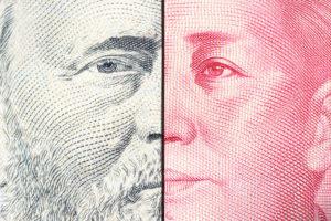 trade wars concept