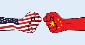 china us trade war fists