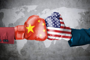 boxing with china