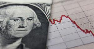 falling dollar stock