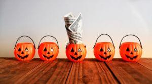 pumpkins and money