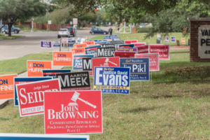 midterm signs